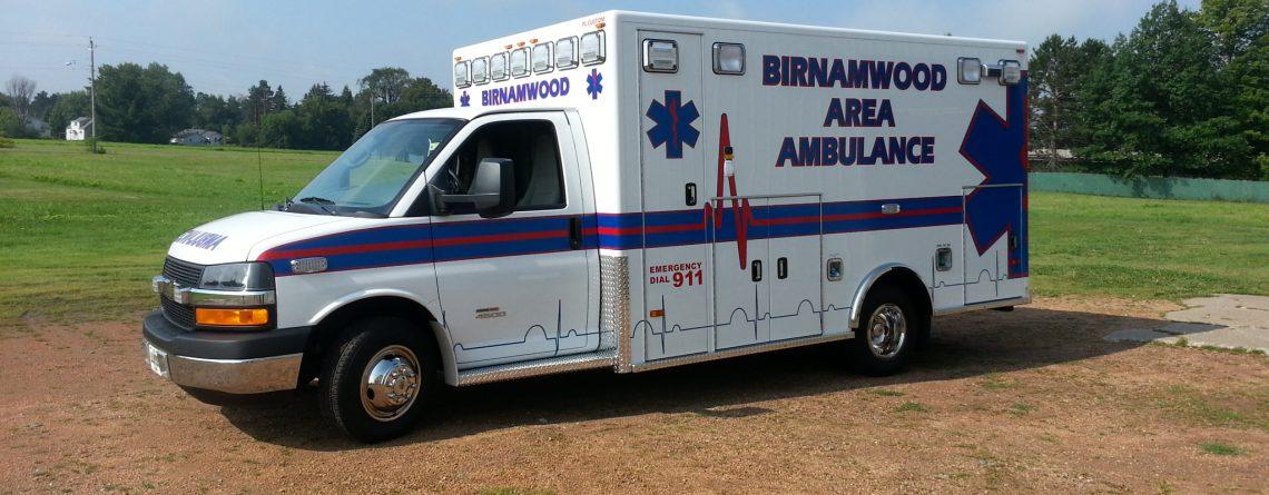 Birnamwood Ambulance