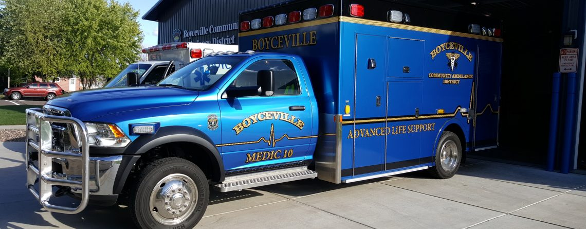 Boyceville Community Ambulance