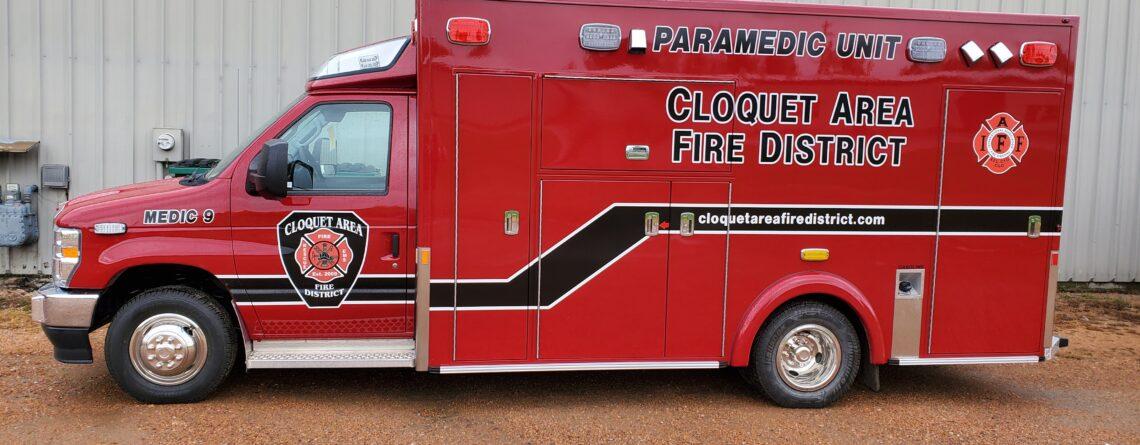 2020 Cloquet Area Fire District